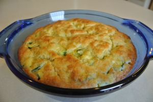 Dill Zucchini Bread