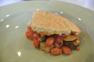 Veggie Tamale Pie