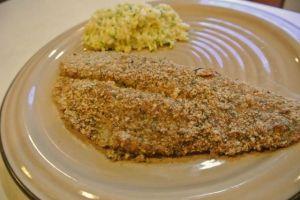 Garlic Dill Fish