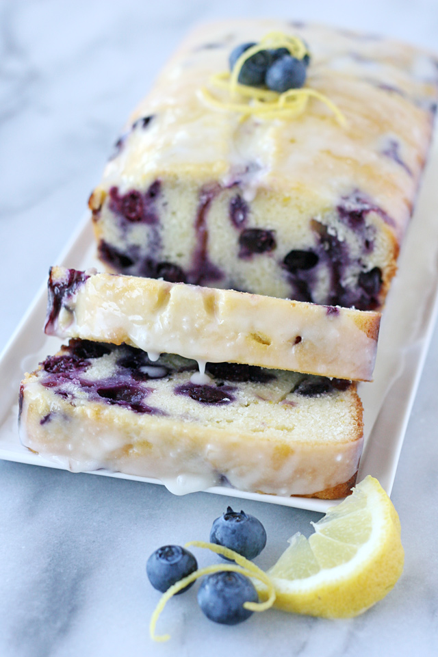 Blueberry-Lemon-Bread