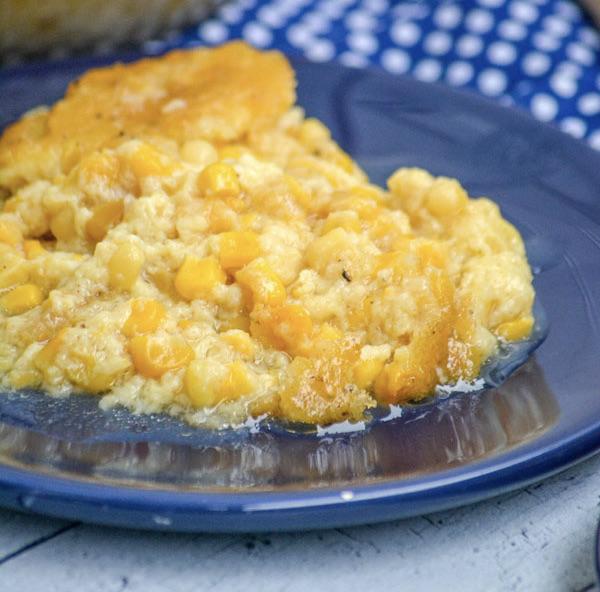 Quick & Easy Corn Pudding Recipe